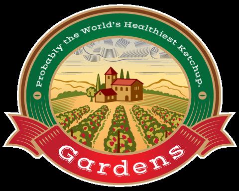 Gardens Ketchup Retina Logo